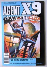 Agent X9 2002 08