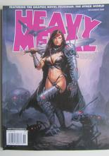 Heavy Metal Magazine 2008 11 November