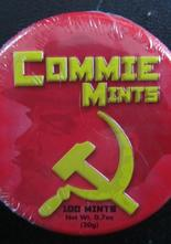 Commie Mints minttabletter
