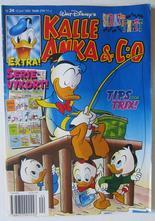 Kalle Anka & Co 1995 24 Don Rosa