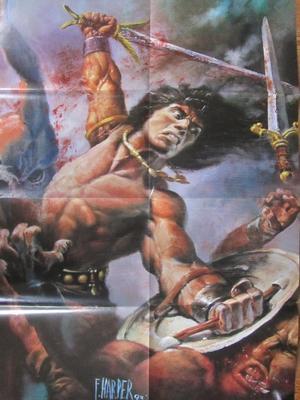 Conan 1995 05 med poster