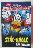 Kalle Ankas pocket 392 Stål-Kalle slår tillbaka