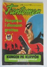 Fantomen 1972 12 Vg