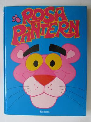 Rosa Pantern inbundet album 1985