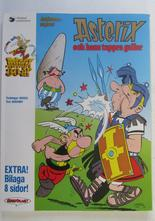 Asterix 01 Asterix och hans tappra galler 6:e upplagan Vg+