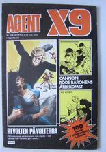 Agent X9 1977 10