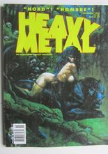 Heavy Metal Magazine 1994 11 November