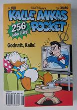 Kalle Ankas pocket 158 Godnatt, Kalle