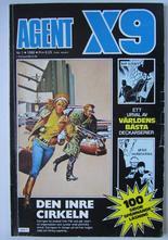 Agent X9 1980 01