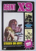 Agent X9 1980 05