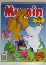 Mumin julalbum 1996