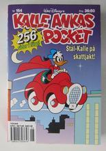 Kalle Ankas pocket 164 Stål-Kalle på skattjakt