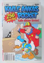 Kalle Ankas pocket 165 Kalle släcker törsten