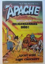 Apache 1981 11 med Lucky Luke