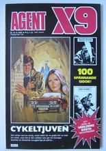 Agent X9 1980 12