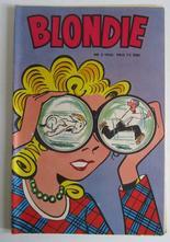 Blondie 1956 02 Vg+