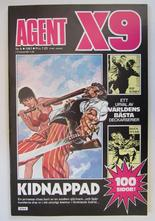 Agent X9 1981 06