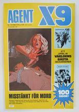Agent X9 1981 07