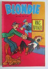 Blondie 1956 03 Vg+
