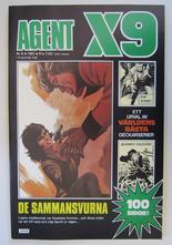 Agent X9 1981 08