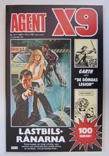 Agent X9 1981 12