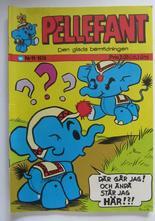 Pellefant 1974 11 Vg+