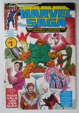 Marvel Saga 1986 01