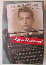 Kerouac, Jack Atop an Underwood