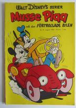 Walt Disney's Serier 1954 08 Vg