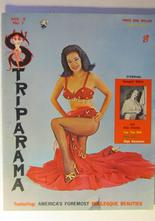 Striparama Vol 2 No 1 Pinup USA Tempest Storm