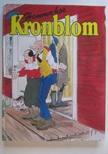 Kronblom Hemma hos Kronblom inbunden