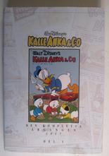 Kalle Anka & C:O Den kompletta årgången 1957 Del 1