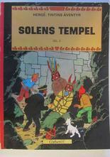 Tintin 04 Solens tempel 7:e uppl.