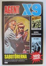 Agent X9 1982 10
