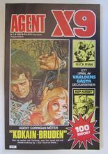 Agent X9 1983 01