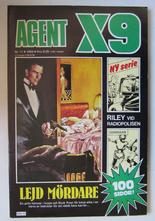 Agent X9 1983 11