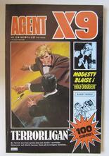 Agent X9 1983 12