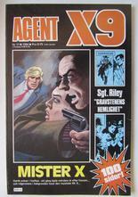 Agent X9 1984 11