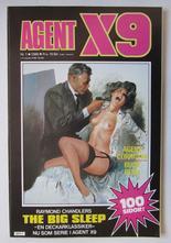 Agent X9 1985 01