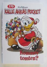 Kalle Ankas pocket 370 Kommer tomten?