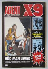 Agent X9 1985 05