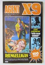 Agent X9 1985 08