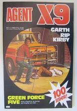 Agent X9 1986 01