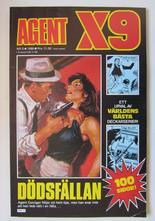 Agent X9 1986 05