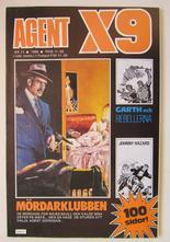 Agent X9 1986 11
