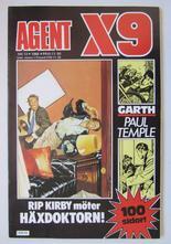 Agent X9 1986 13