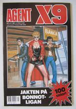 Agent X9 1987 03