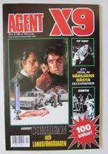 Agent X9 1987 04