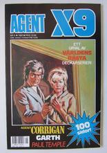 Agent X9 1987 05