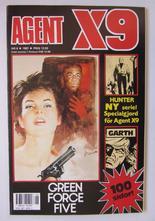 Agent X9 1987 06
